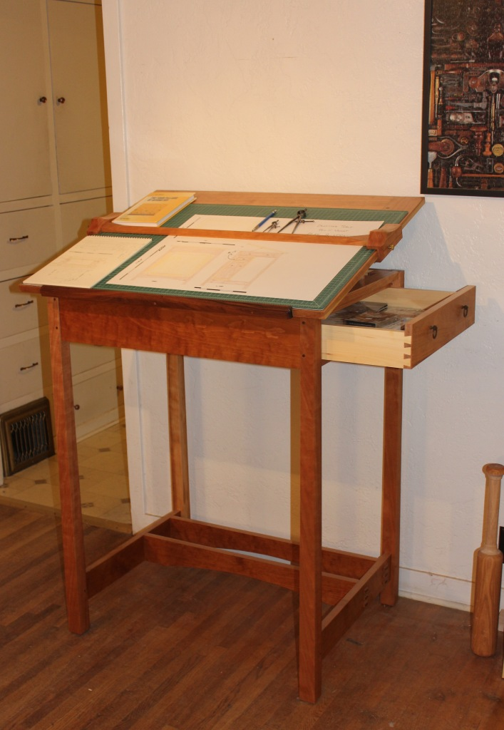 My Drafting Table: Geometry and design happen here